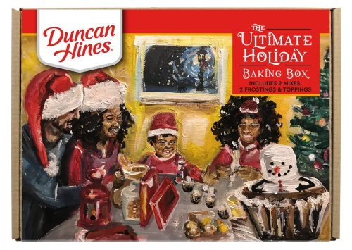 Duncan Hines Released a Holiday Baking Kit & It's Available on Amazon