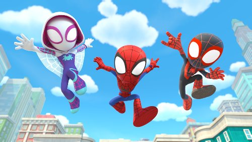 Grab Your Capes! The First Marvel Show for Kids Is Coming to Disney