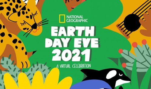 Nat Geo Has a Virtual Earth Day Eve Celebration You Can't Miss