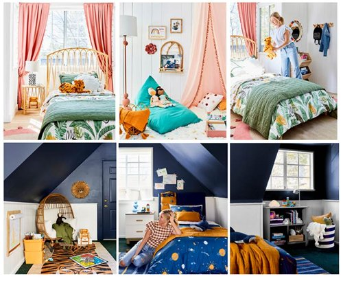 Target's Reimagined Pillowfort Line Is Everything Your Kiddo's Room Needs
