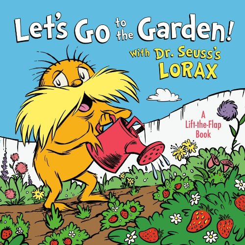 """Celebrate """"The Lorax's"""" 50th Bday with One of These New Children's Books"""