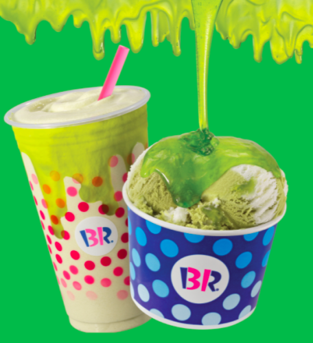 Ice Cream Slime Is a Thing & You Can Get It at Baskin-Robbins