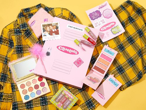 """HipDot Just Dropped a """"Clueless"""" Makeup Line & It's So Fetch"""
