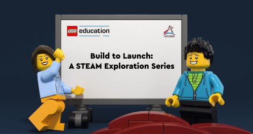 LEGO & NASA's New Collaboration Will Get Your Kids Stoked For School