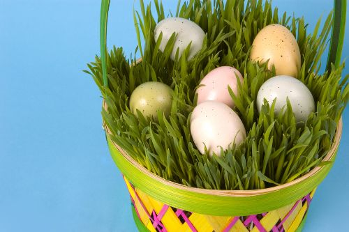 Swap Out Your Basket for One of These Sweet Easter Ideas