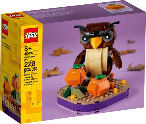 LEGO Is Dropping Two New Sets Just in Time For Spooky Season
