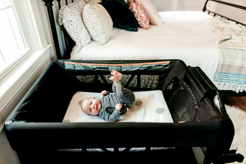 These Travel Cribs Will Make Family Vacations a Breeze
