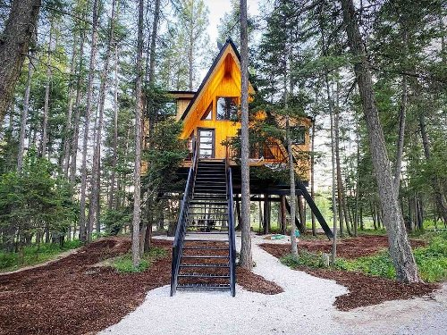 35 Epic Treehouses Across the US You Can Rent with Your Kids