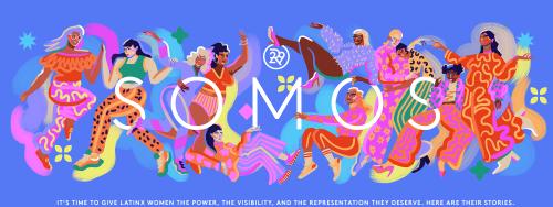 Somos: Telling Latinx stories and shifting the narrative, para nosotros