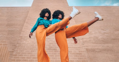 What's Athflow? Everything To Know About 2021's Newest Loungewear Trend