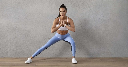 This At-Home Bodyweight Workout Is Super-Modifiable
