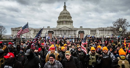 QAnon's Big Inauguration Day Theory Was Proven Wrong. What Comes Next For The Group?