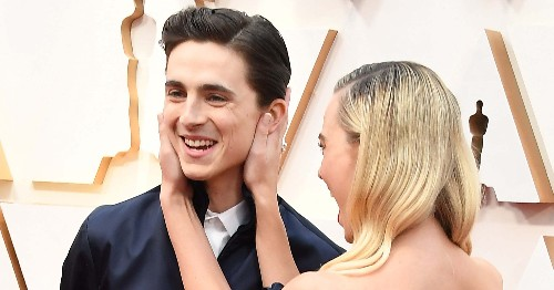From SNL To The Oscars, Timothée Chalamet's Style Is The Stuff Of Dreams