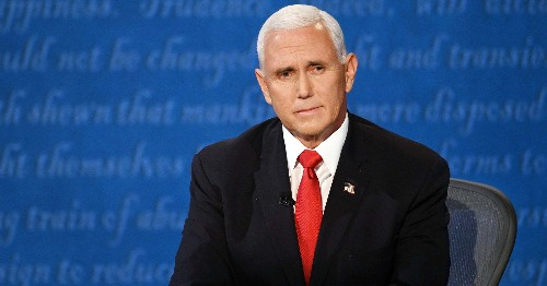 Why Is Mike Pence Getting Vaccinated On TV? He's Basically The Only One In The White House Who Hasn't Had COVID