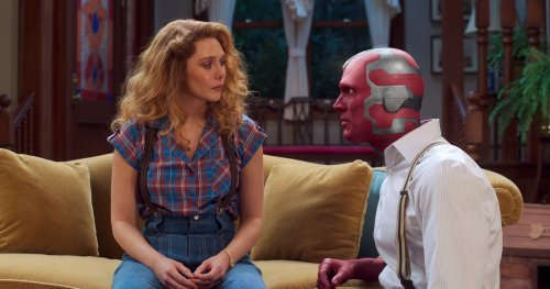 WandaVision Is Over. The Love Story Of Wanda & Vision Is Not