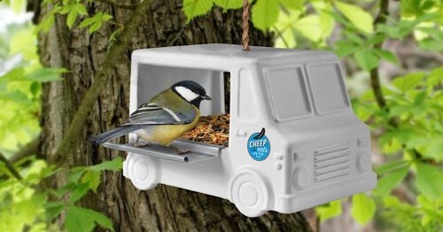Start A Tree Party With These Top-Rated Birdhouses & Feeders