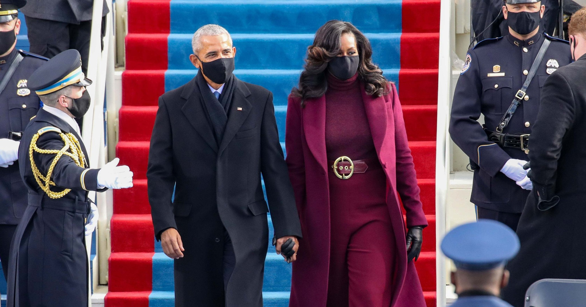 Michelle Obama's Legacy - cover