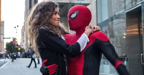 Zendaya & Tom Holland Are Done Lying To Us Now