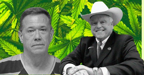 Texas GOP Official Sid Miller's Top Consultant Arrested in Alleged Corruption Scheme