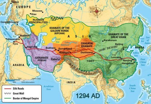 Review of: The Steppe and the Sea: Pearls in the Mongol Empire, by Thomas T. Allsen