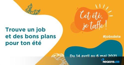 """""""Cet été je taffe"""" : trouvez votre job d'été avec le CIDJ ! - RegionsJob"""