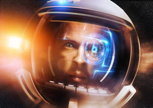 Your spacesuit ran into a problem and needs to restart
