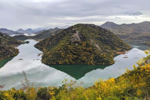 8 Tage Roadtrip durch Montenegro: Unsere Route