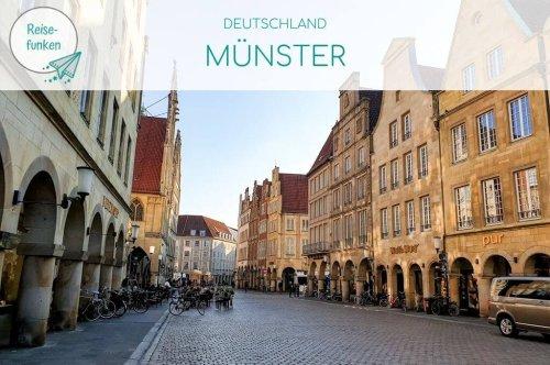 Münster – 9 tolle Sehenswürdigkeiten für deine Städtereise