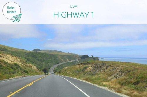Highway 1 | Alle Highlights auf der Strecke | Besuche Santa Cruz, Monterey & Santa Barbara