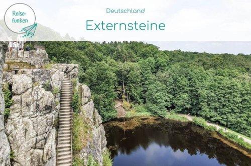 Erlebe die Externsteine | Ausflugstipp in NRW