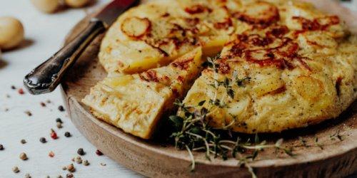 Tortilla de patatas – Rezept aus Spanien | Reisehappen