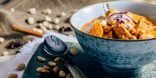 Massaman Curry Rezept aus Thailand | Reisehappen