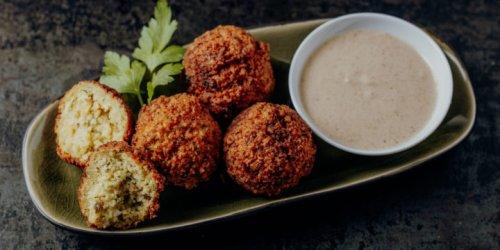 Falafel Original Rezept aus Israel   Falafel selber machen   Reisehappen