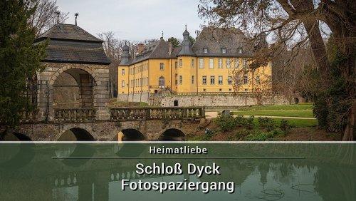 Schloß Dyck – Fotospaziergang