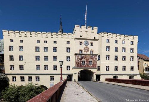 Wasserburg am Inn - Sehenswürdigkeiten in der Altstadt