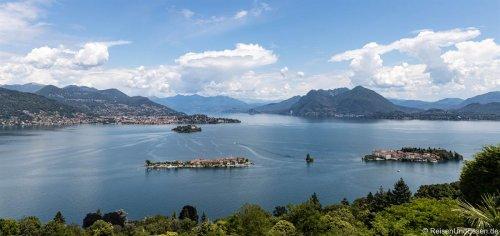 Lago Maggiore - Sehenswürdigkeiten und Reisetipps - Reisen und Essen