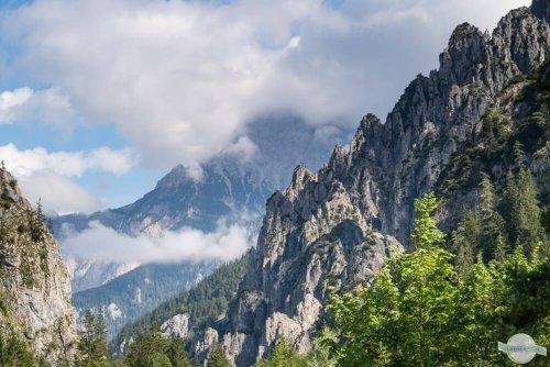 Gesäuse im Sommer – Urlaub zwischen Wasser und Fels