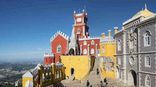 Die aller schönsten Sehenswürdigkeiten in Portugal