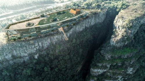 Südafrika bekommt Skywalk in 900 Metern Höhe!