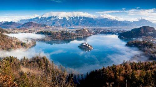 Urlaubsjuwel Slowenien: 10 Orte, die Reisende sehen müssen