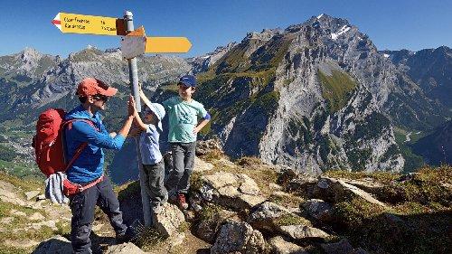 Wandern mit Kindern: Tipps für den Familienausflug