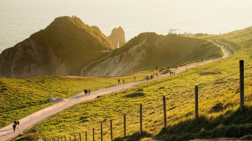 In England entsteht der längste Küsten-Wanderweg der Welt