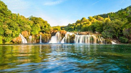 Die schönsten Wasserfälle in Kroatien – mit Karte