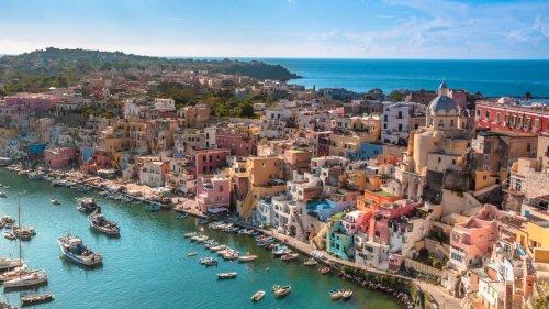 Geheimtipp Procida: Das italienische Insel-Juwel