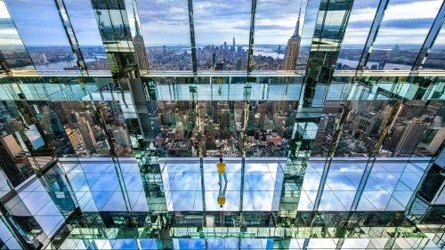 Wow! Spektakuläre Aussichtsplattform in New York eröffnet