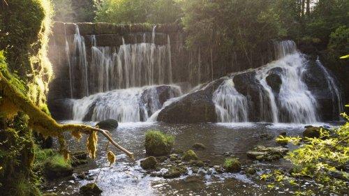 Sommerferien: Die schönsten Wasserfälle in Bayern – mit Karte