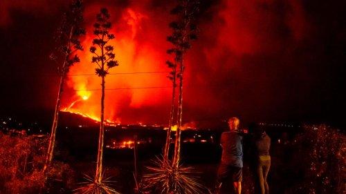 Vulkanausbruch auf La Palma: Ist Urlaub möglich? Gibt es Flüge?