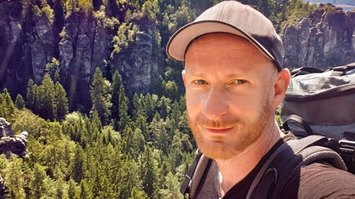 3442 Kilometer zu Fuß! Enno wanderte von Sylt bis in die Alpen