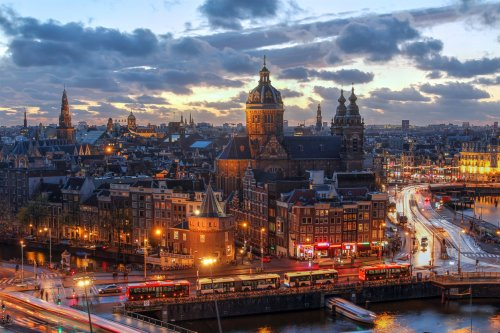 Sehenswürdigkeiten in Amsterdam - Top 15 sehenswerte Orte in der Stadt