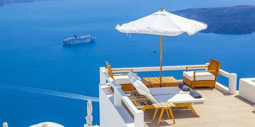 Urlaub auf Santorini - Online-Reiseführer für die blaue Insel